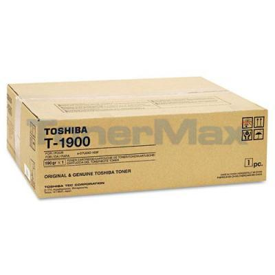 TOSHIBA E-STUDIO 190F TONER CARTRIDGE BLACK